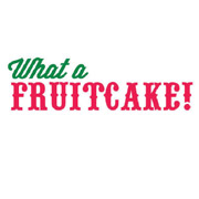 Two Town Studios - ©Ellen Krans - What a Fruitcake!
