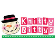 Two Town Studios - ©Ellen Krans - Knitty Bittys
