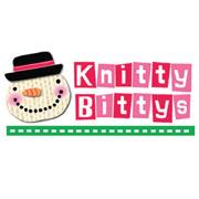 Two Town Studios - ©Ellen Krans - Knitty Bittys