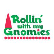 Two Town Studios - ©Ellen Krans - Rollin' with my Gnomies
